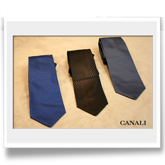 CANALI Tie Collection